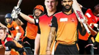 Sunrisers Hyderabad 2016 song