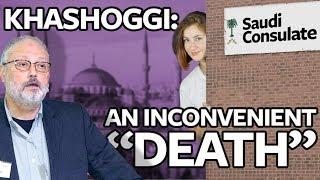 #ICYMI: Jamal Khashoggi: One very awkward 'death' for the geopolitical hypocrites