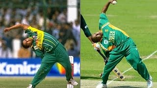 Top 10 Worst and Funny Bowling in Cricket History Ever  ● Funny Cricket Moments ●