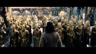 The Hobbit - An army of elves
