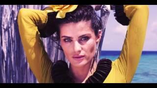 Making of: Isabeli Fontana no shooting da edição de setembro da Marie Claire