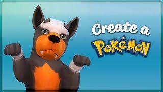 Houndour #228 | The Sims 4 Create a Pokémon (CAP) Ep04