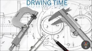 الرسم الهندسي  المحاضرة الأولى || باحث همكي