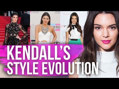Kendall Jenner's MIND BLOWING STYLE EVOLUTION Dirty Laundry