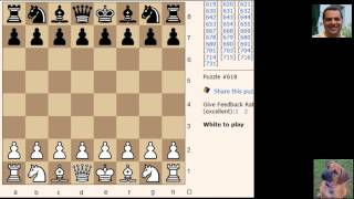 How to solve Chess Puzzles: Chessworld.net Puzzle Practice #29