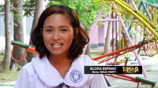 Elora Espano Invitation for Sinag Maynila