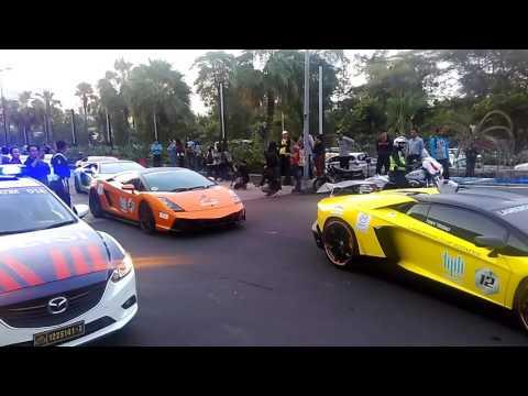 Xxx Mp4 Lamborghini Club Indonesia Bull Run V East Java 3gp Sex