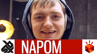 NaPoM  |  Broken Tooth Beatbox Session