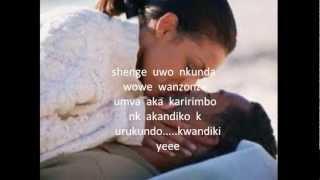 R.TUTY  : / new  song 2012 /  KIZUNGUZUNGU  (inyarwanda)