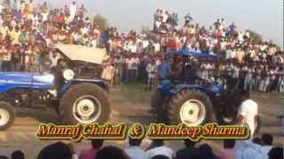 Sonalika 60 RX vs New Holland 5500