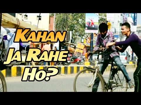 Shouting Prank | Kahan Ja Rahe Ho? | Pranks In India | Pagle Pranks