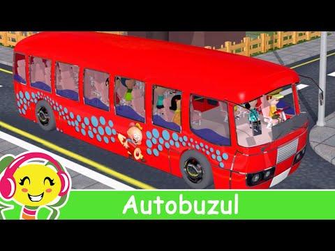 Autobuzul CanteceGradinita.ro Melodii Pentru Copii