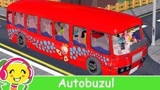 Autobuzul - CanteceGradinita.ro -  Melodii Pentru Copii