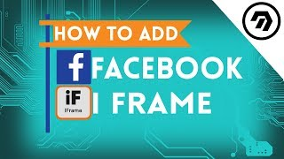 How to add IFrame on my Facebook Page | mrstheboss