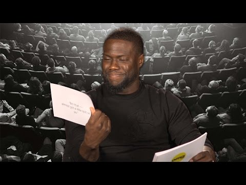 Kevin Hart Takes The Guess Your Movie Quote Quiz