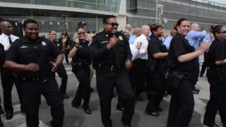 Detroit Police Department - Running Man Challenge