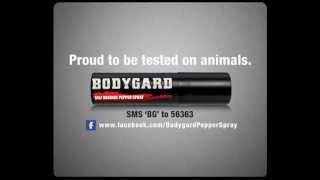 Bodygard Self Defence Pepper Spray