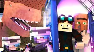 Minecraft | THE DOCTOR'S TIME MACHINE!! | Original Animation