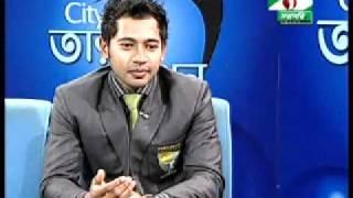 LIVE Talkshow of Mushfiq & Rusel @Channel i  31-01-2012