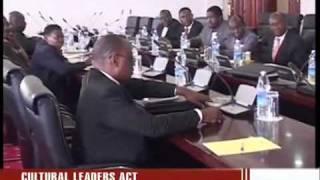 Kabaka Mutebi voices fears