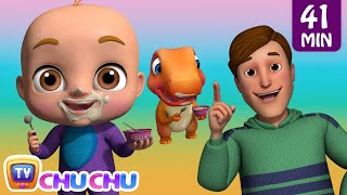 Johny Johny Yes Papa Family Song plus Many More Nursery Rhymes & Songs for Babies by ChuChu TV