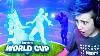 Here's why I'm TOP 5 in the WORLD CUP! (Fortnite Battle Royale)