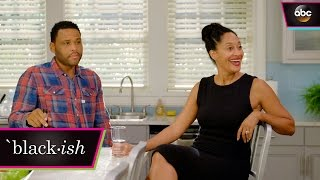 Bow Meets Junior's Girlfriend - black-ish
