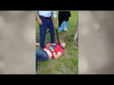 Surrey Car Thief Gets Beaten - Desi Funny Video - 2016