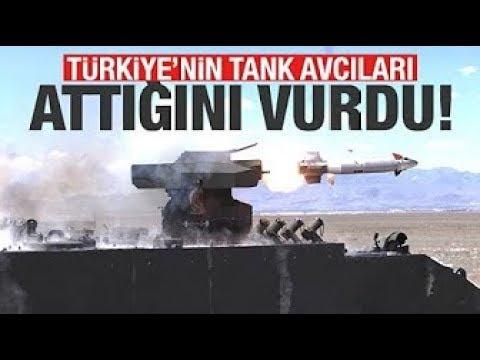 Türkiye'nin Yeni Nesil Tank Avcısı