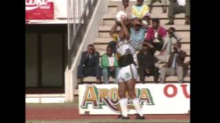 1992 African Nations qualifier in Harare: Zimbabwe 4 South Africa 1