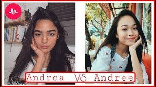 Andrea Brillantes VS. Ac Bonifacio