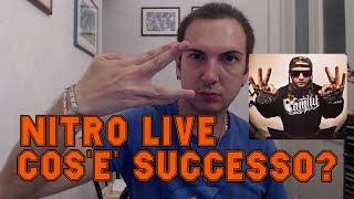 IO AL LIVE DI NITRO? GUARDATE COS'E' SUCCESSO!!! ROTTEN TRANKILO  STRONZO PT.2
