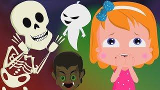 Xin chào nó Halloween halloween bài hát bài hát đáng sợ nhạc cho trẻ em Hello Its Halloween Songs