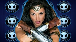 Male fans upset at (possibly illegal) female-only WONDER WOMAN screening