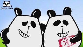 Sightseeing Tour | Panda A Panda | Panda Cartoon | Pandatude | Videos For Children