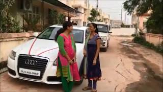 Indian very funny Young Boy and girl  comedy Video 2017