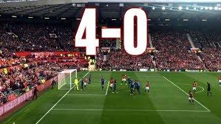 Manchester United vs Everton - 4-0, Premier League, 17.09.2017