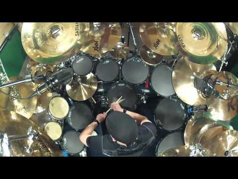 B.Y.O.B. by System Of A Down. Drum Cover By Kevan Roy