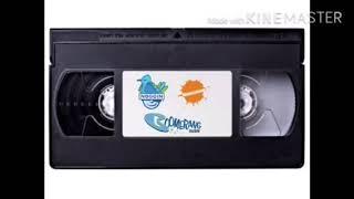 Noggin Nickelodeon Boomerang October/November 2007 VHS tapes pack