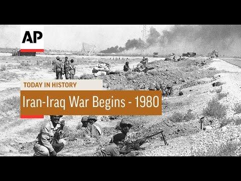 Xxx Mp4 Iran Iraq War Begins 1980 Today In History 22 Sept 16 3gp Sex