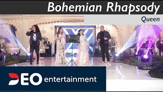 Bohemian Rhapsody - Queen | Cover By Deo Entertainment All Star | GPI Ke 8 - 2018 |