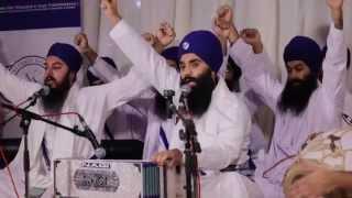 CHAR SAHIBZADHAY | NKJ | Sri Guru Singh Sabha | Southall