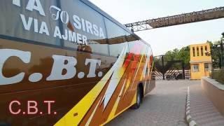 CBT TRAVELS ULTRA MODERN AC SLEEPER BUSES