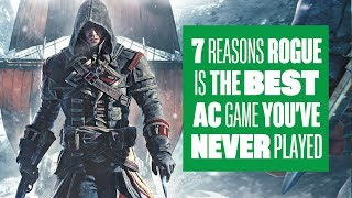 7 Reasons Assassin's Creed Rogue is the Best AC You Never Played
