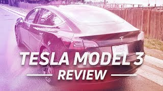 Tesla Model 3 real world review