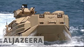 Guam on high alert after North Korea threat