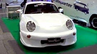 マツダ 初代ロードスター カスタム MAZDA Roadster the first Modified Cars Show Japan
