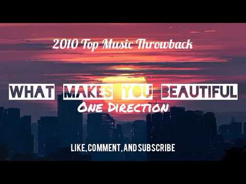 2010 Top Music Throwback