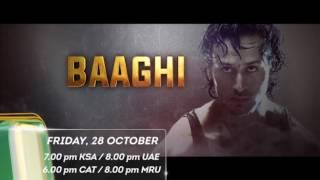Baaghi on Zee Cinema promo 2