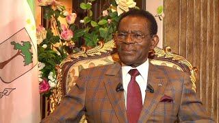 """Obiang : """"La tentative de coup d"""